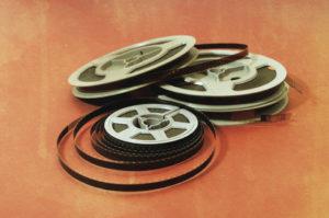 Die Leidenschaft fürs Filmen schon früh entdeckt