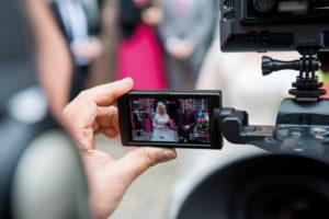 Unsere Spezialität: Film/Foto-Hybrid