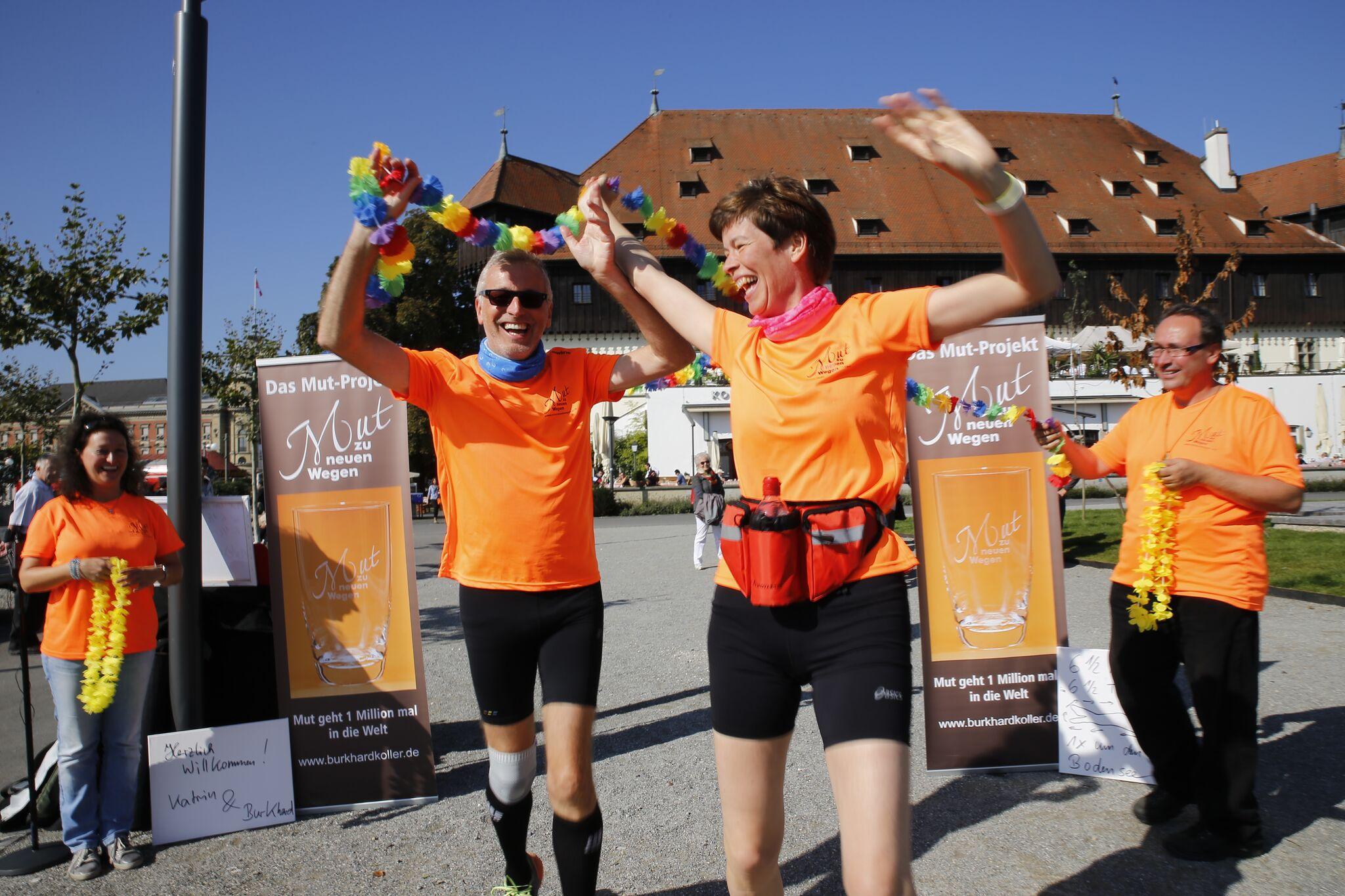 Katrin Stigge & Burkhard Koller