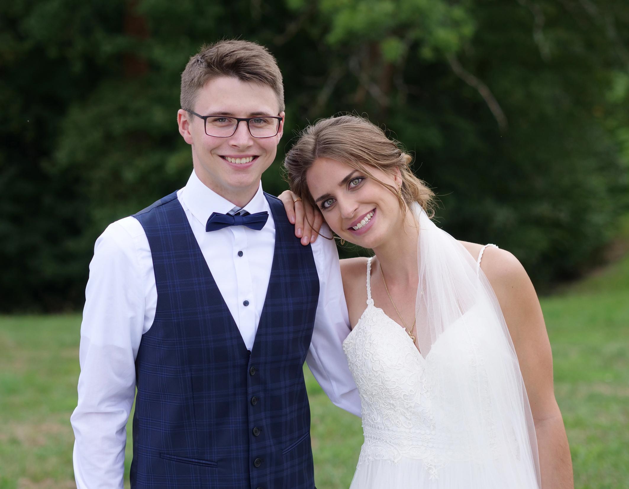 Helen & Tobias
